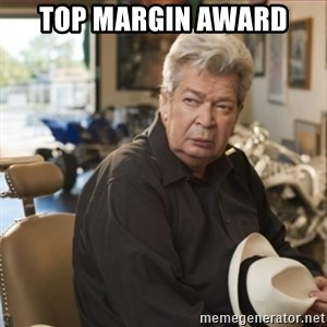 old man pawn stars - Top margin Award