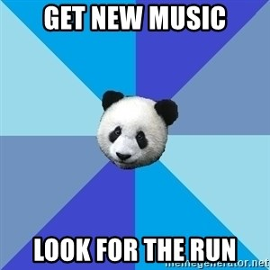 Pit Panda - get new music look for the run