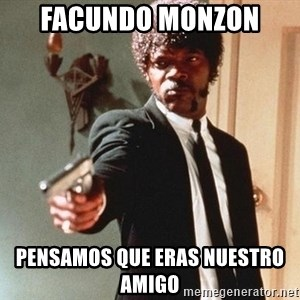 I double dare you - facundo monzon  PENSAMOS que eras nuestro amigo