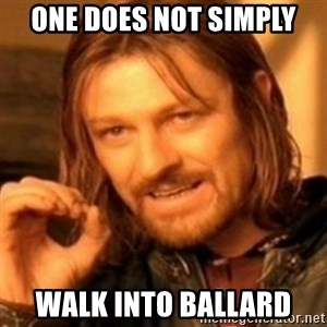 ODN - One does not simply walk into Ballard