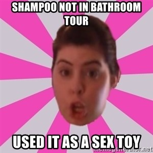 Failyn Kailyn - SHAMPOO NOT IN BATHROOM TOUR USED IT AS A SEX TOY