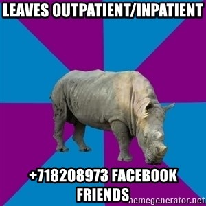 Recovery Rhino - LEAVES OUTPATIENT/INPATIENT +718208973 FACEBOOK FRIENDS