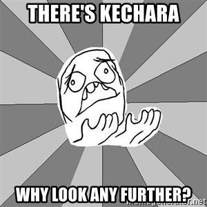 Whyyy??? - There's kechara why look any further?