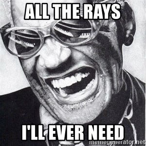 ray charles - All the Rays I'll ever need
