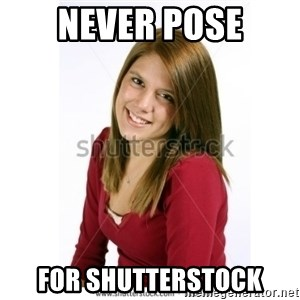 Abby Farle - Never Pose for shutterstock