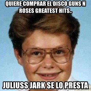 good luck larry hd - QUIERE COMPRAR EL DISCO GUNS N ROSES GREATEST HITS.. JULIUSS JARK SE LO PRESTA
