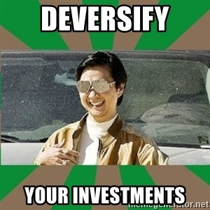 Leslie Chow - deversify  your investments