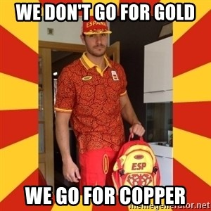 demigrant_equip - we don't go for gold  we go for copper
