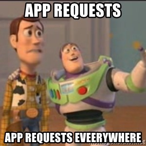 X, X Everywhere  - APP Requests app requests eveerywhere