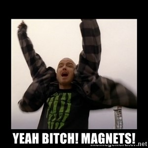Yeah Bitch! Magnets! Oh! - Yeah Bitch! Magnets!