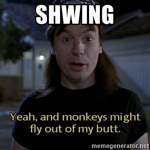Wayne's world - ShWing