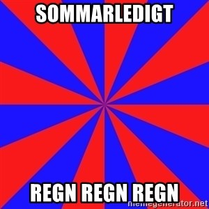 background picture - sommarledigt regn regn regn