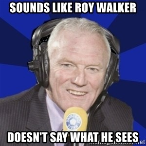 Optimistic Eddie Gray  - sounds like roy walker doesn't say what he sees