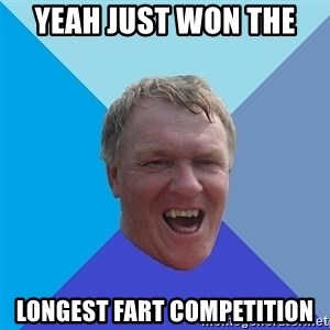 YAAZZ - yeah just won the  longest fart competition