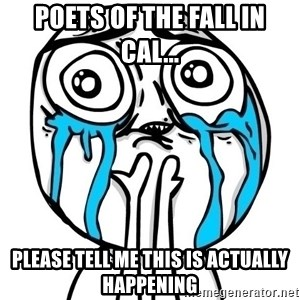 CuteGuy - Poets of the fall in cal... PLEASE TELL ME THIS IS actually HAPPENING