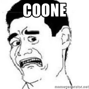scared yaoming - Coone