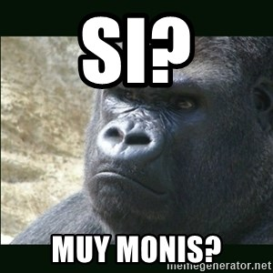 Rustled Jimmies - si? muy monis?