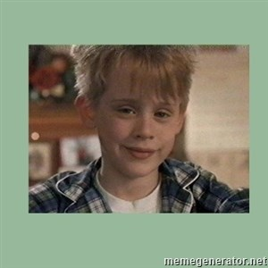 Kevin ''Home alone'' -