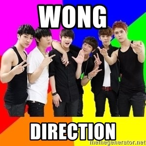 b2st - WONG DIRECTION