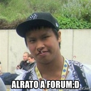 Good Guy Reginald - ALRATO A FORUM:d