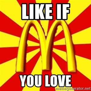 McDonalds Peeves - LIKE IF YOU LOVE