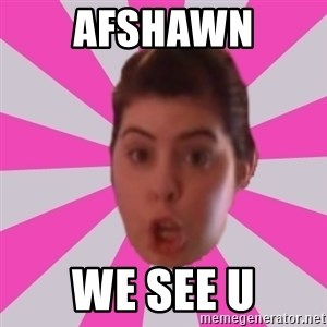 Failyn Kailyn - afshawn we see u
