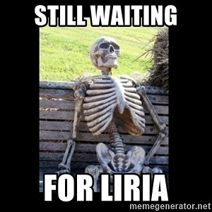 Still Waiting - STILL WAITIng for liria