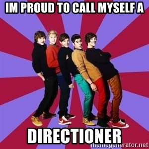 typical 1D - IM PROUD TO CALL MYSELF A DIRECTIONER