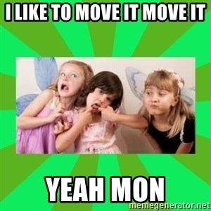 CARO EMERALD, WALDECK AND MISS 600 - I LIKE TO MOVE IT MOVE IT YEAH MON