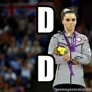 unimpressed McKayla Maroney 2 - d d
