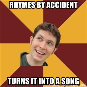 Tobuscus - Rhymes by accident TuRns it into a song