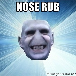 vold - NOSE RUB