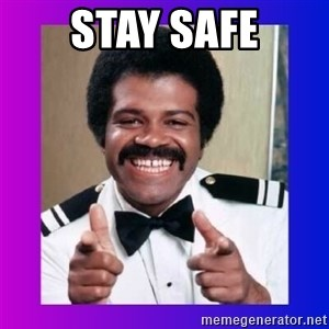 Love Boat Isaac - Stay Safe