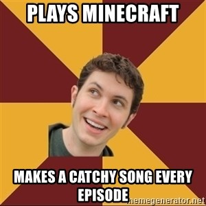 Tobuscus - PLAYS MINECRAFT  MAKES A CATCHY SONG EVERY EPISODE