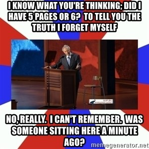 Invisible Obama - I know what you're thinking; did I have 5 pages or 6?  To Tell you the truth I forget myself No, really.  I can't remember.  Was someone sitting here a minute ago?