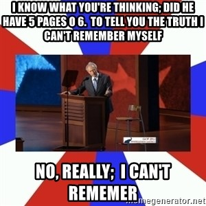 Invisible Obama - I know what you're thinking; did he have 5 pages o 6.  To tell you the truth I can't remember myself No, really;  I can't rememer