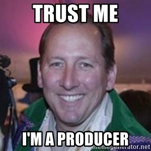 Pirate Textor - Trust me I'm a producer