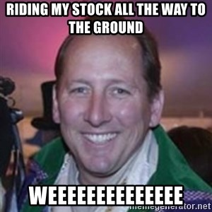 Pirate Textor - Riding my stock all the way to the ground Weeeeeeeeeeeeee