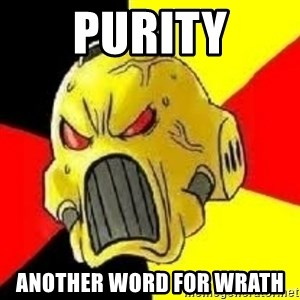 ANGRY MARINE - Purity another word for Wrath