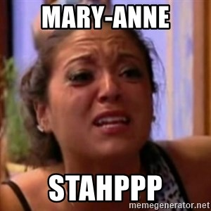 Sammi Sweetheart - Mary-Anne  Stahppp