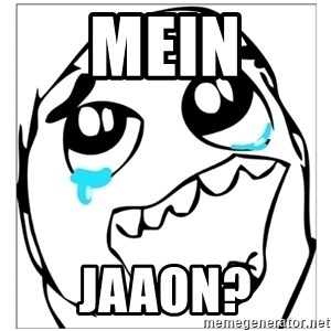 Epic win - mein jaaon?