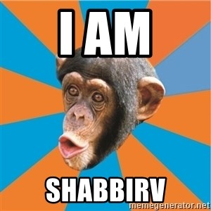 Stupid Monkey - I am shabbirv