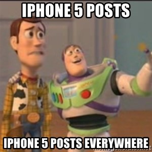 Buzz - iphone 5 posts iphone 5 posts everywhere