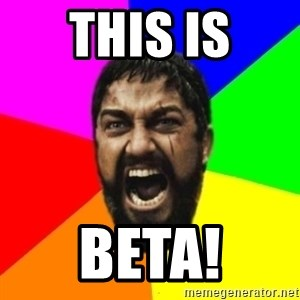 sparta - THIS IS BETA!