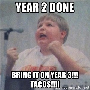 The Fotographing Fat Kid  - year 2 done  bring it on year 3!!! tacos!!!!