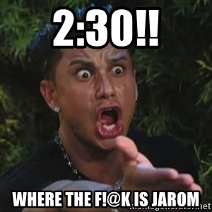 Flippinpauly - 2:30!! Where The F!@K Is Jarom