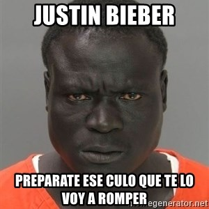 Hard Working Serious Guy - justin bieber preparate ese culo que te lo voy a romper