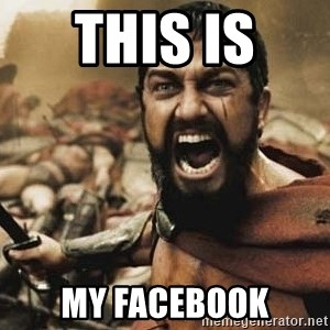 300 - THIS IS  MY FACEBOOK