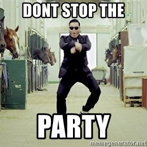 Gangnam Style Dance - dont stop the party
