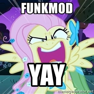 angry-fluttershy - Funkmod yay